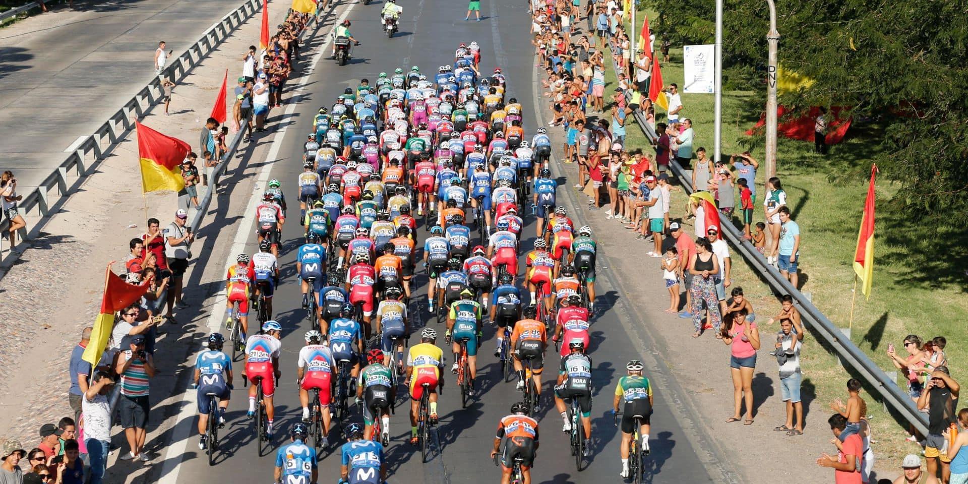 La première course de l'année en Europe est annulée: le début de la saison cycliste encore retardé