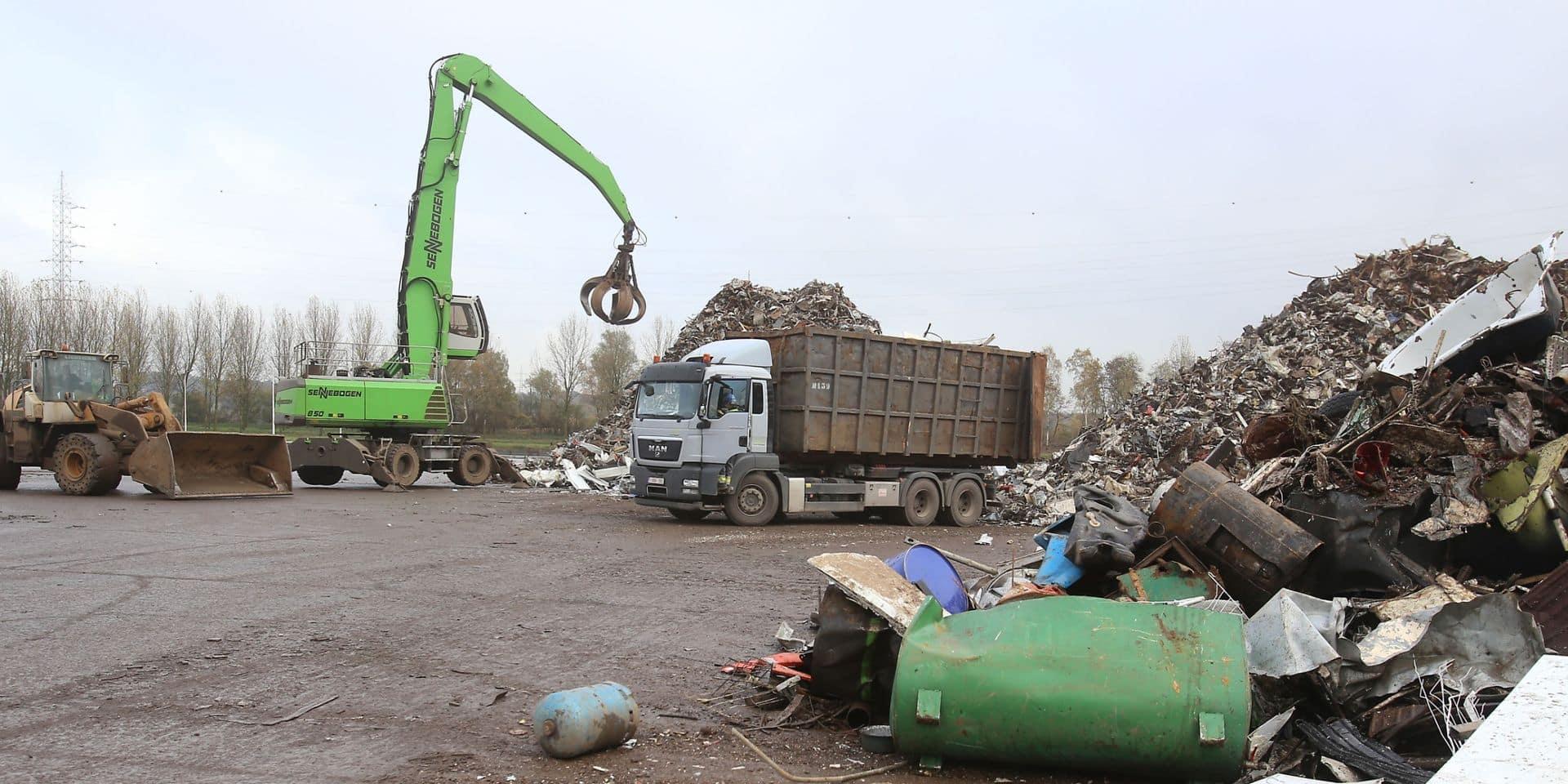 Pollution au PCB à Obourg: une coordination régionale et fédérale pour faire toute la lumière