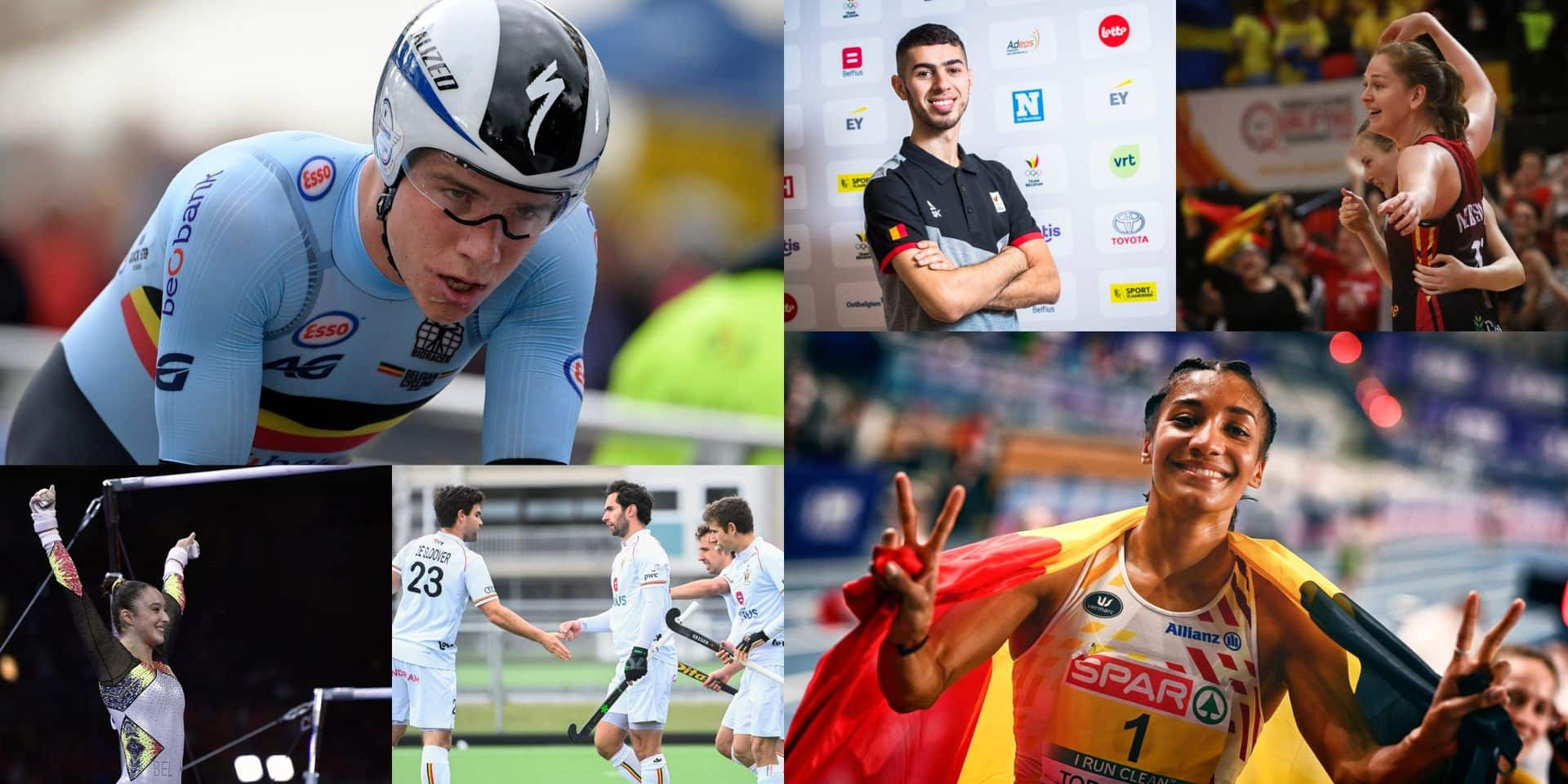 Nafi, Remco, Nina, les Red Lions : à J-100, voici les Belges qui sont déjà qualifiés pour Tokyo (1/2)