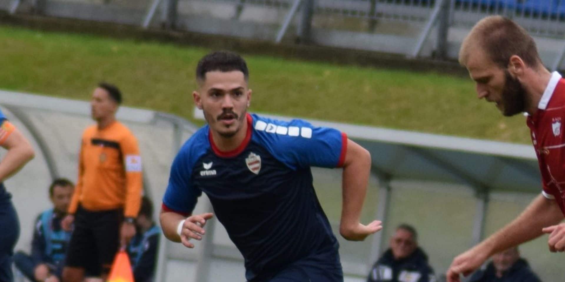 """Alex Karagianis espère profiter de la situation pour retrouver un club: """"Avec la saison blanche, on repart tous sur un pied d'égalité"""""""