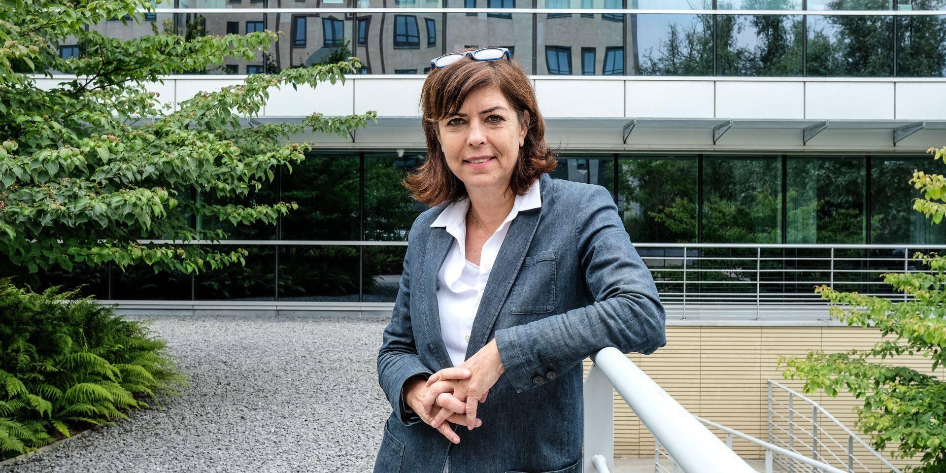 Joëlle Milquet renonce à briguer la tête du réseau des écoles officielles