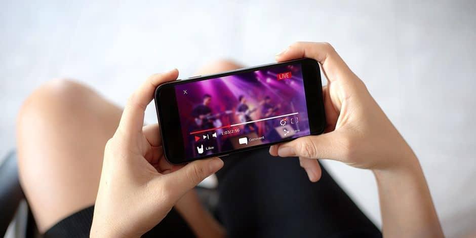 Les artistes peuvent désormais être rémunérés grâce à leurs vidéos live sur Facebook