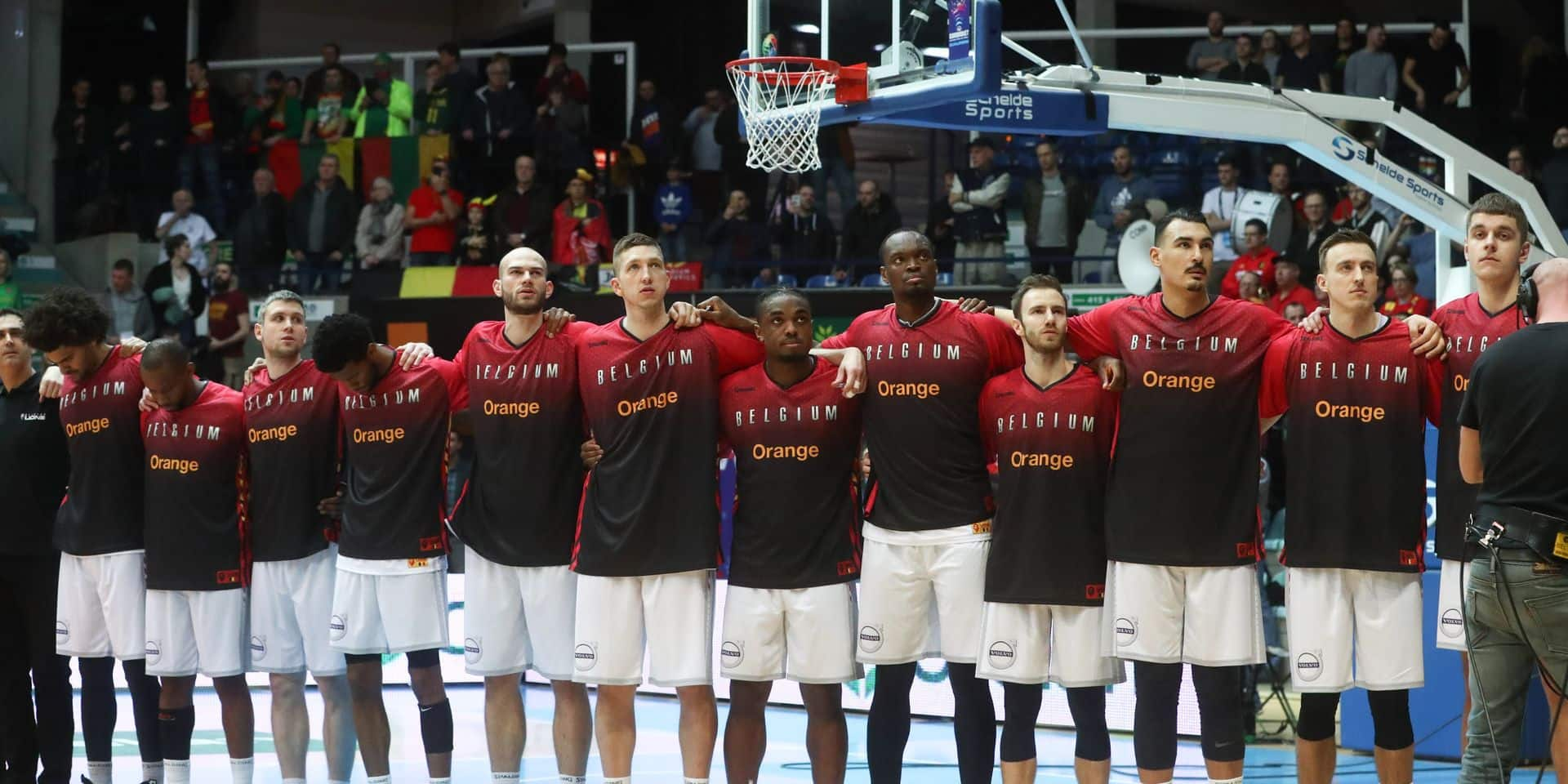 Euro de basket 2021: les Belgian Lions dominent facilement la Lituanie pour leur 1er match de qualification