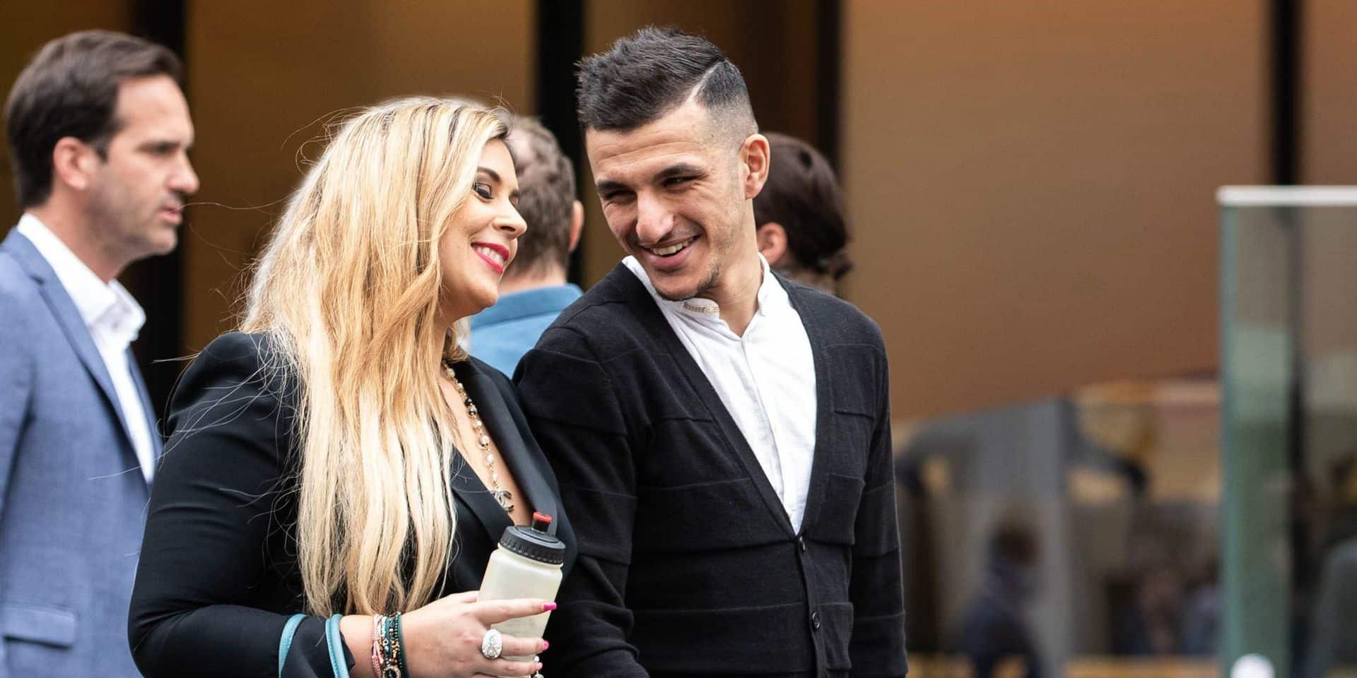 Exclusif - Marion Bartoli avec son nouveau compagnon le belge Yayha Boumediene