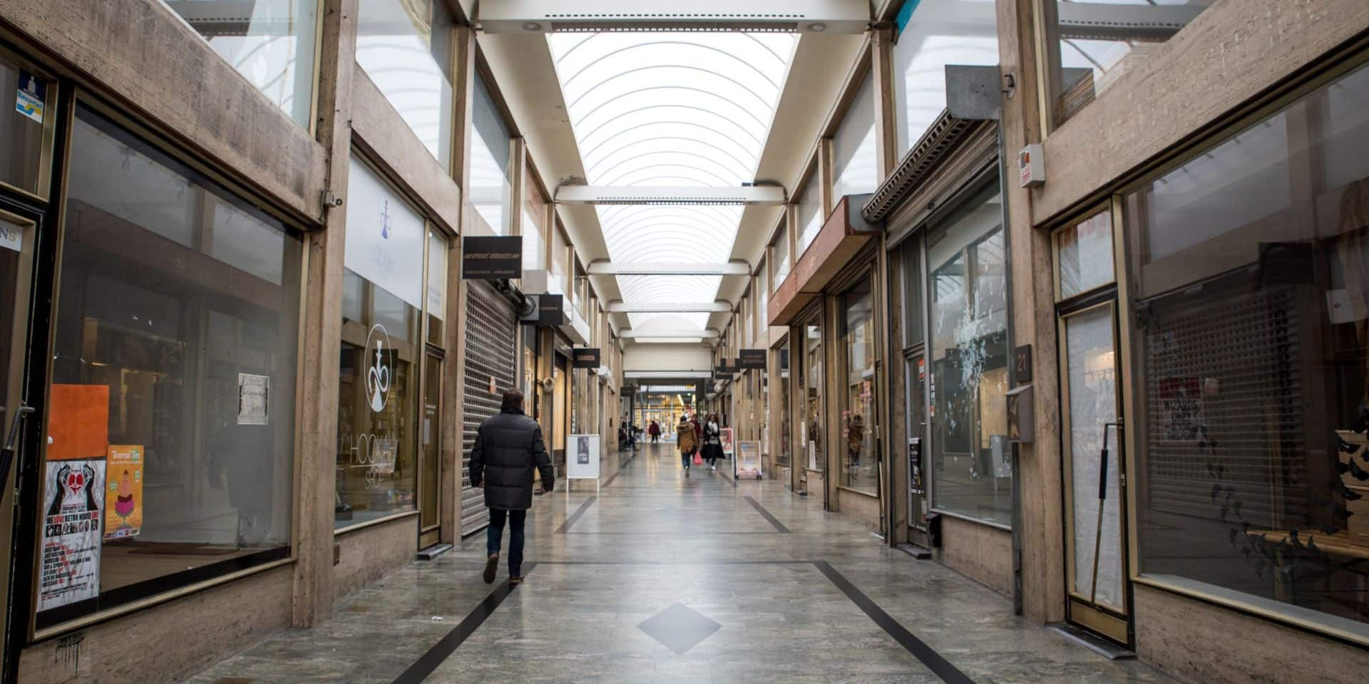 Passage du Centre à Mons: Le désespoir des copropriétaires