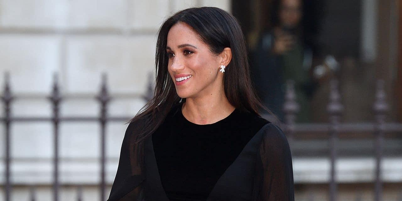 Meghan Markle : ce geste qui prouve qu'être duchesse ne l'a pas changé