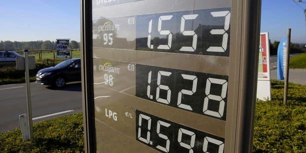 Faites votre plein ce vendredi: le prix de l'essence au plus bas! - La DH
