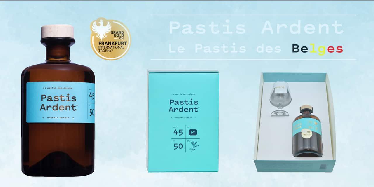 Concours : remportez un coffret dégustation Pastis Ardent