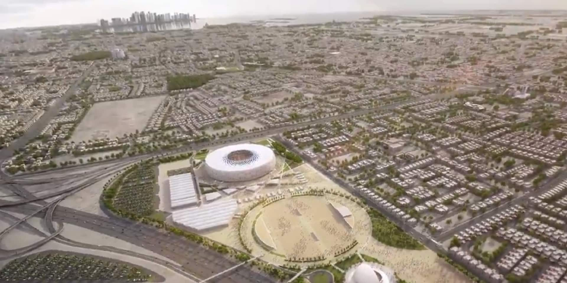 Deux stades de la Coupe du monde 2022 au Qatar seront inaugurés en novembre