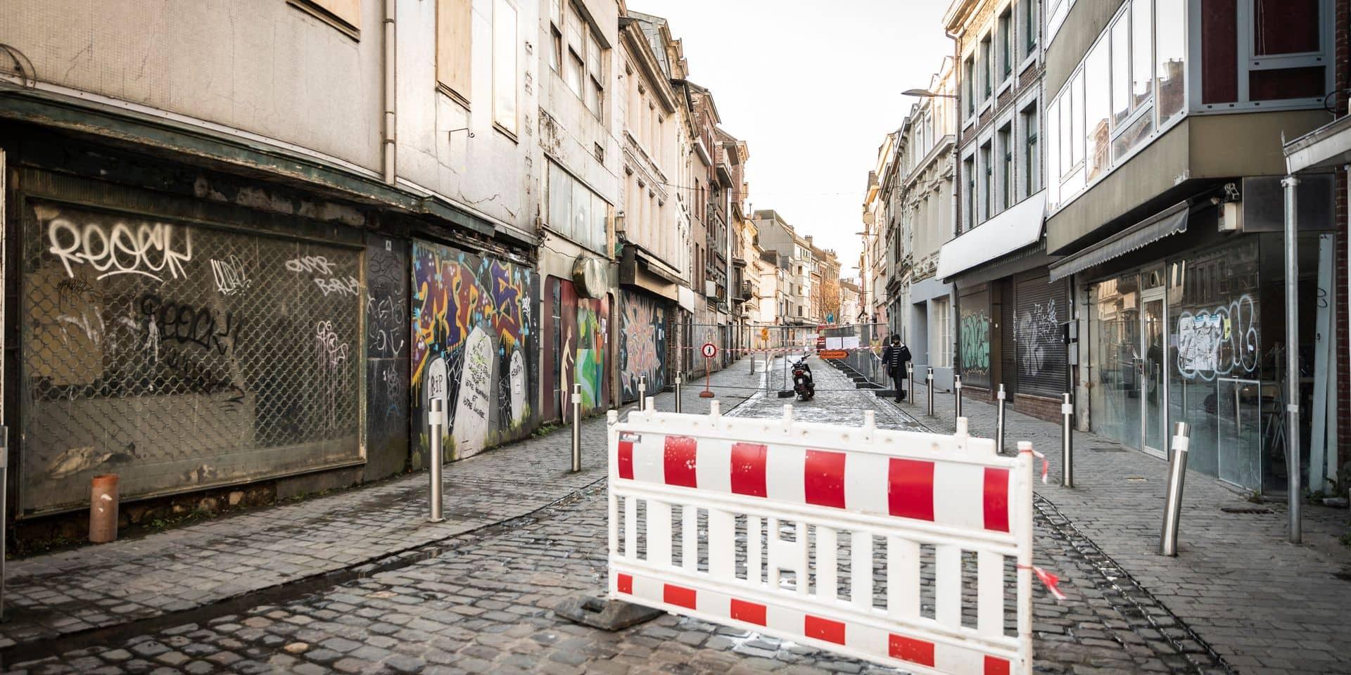 Rue Spintay : les démolitions sont pour bientôt