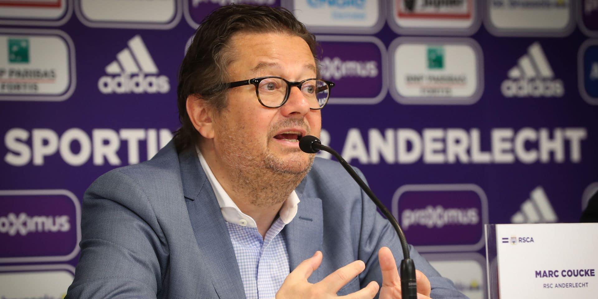 Marc Coucke annonce 4 transferts: Milic, Musona, Adzic et Saief