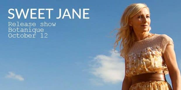 Découverte Belge de cette semaine. Sweet Jane - In the ray of light