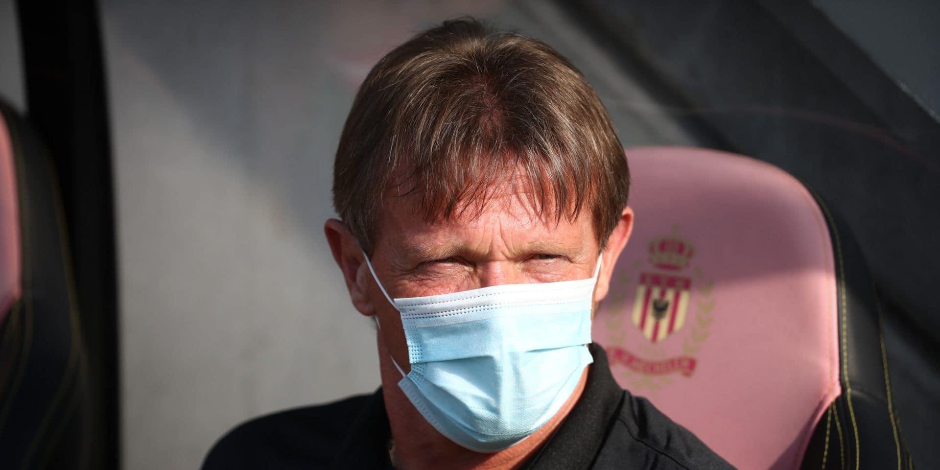 Vercauteren fait attendre Genk, un autre coach limogé en Pro League pressenti dans le club Limbourgeois