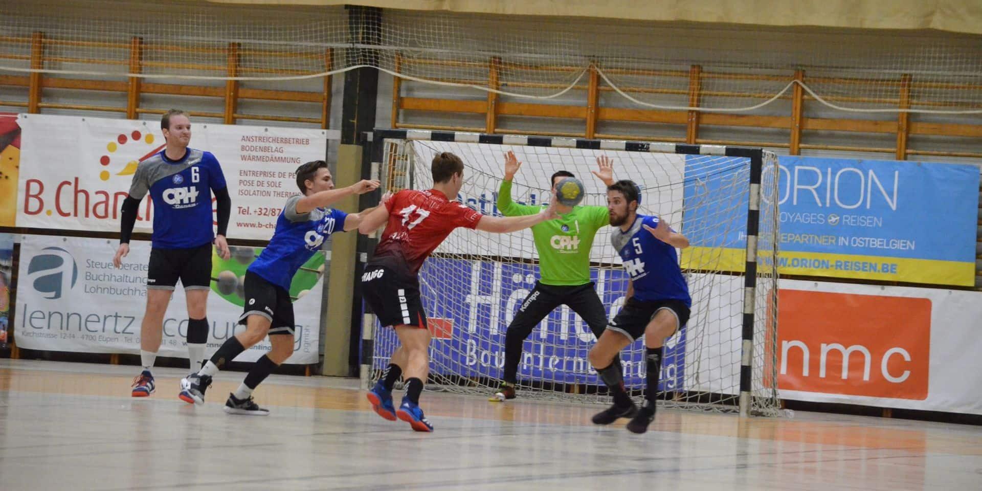 Handball: Visé et ses jeunes, une proie facile pour l'Estudiantes?