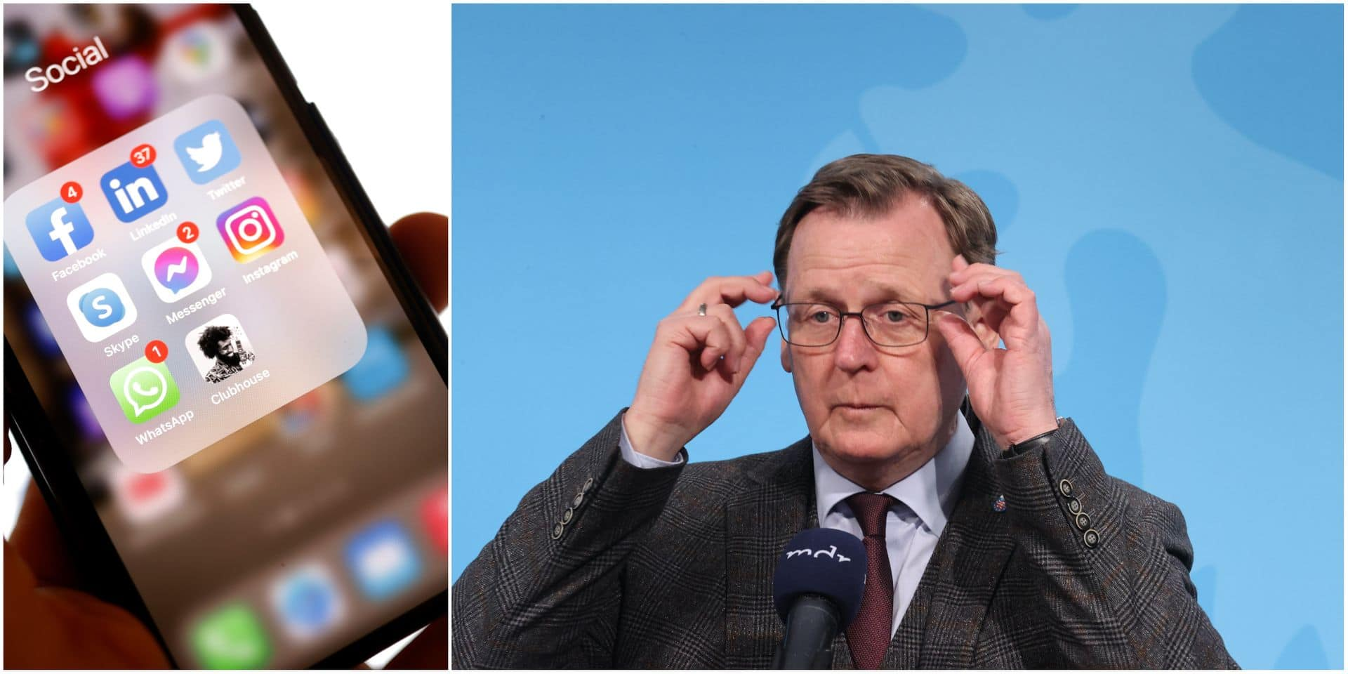 """Tollé en Allemagne après qu'un dirigeant s'est fait piéger sur une application: """"Certains jouent au Sudoku, d'autres aux échecs ou au Scrabble, et moi à Candy Crush"""""""