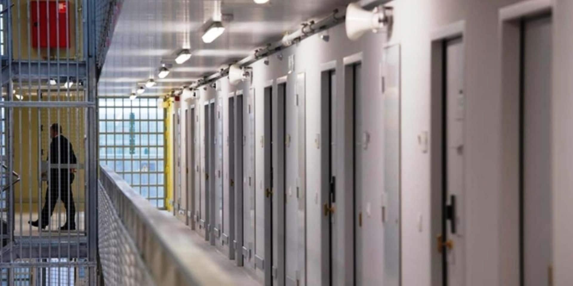 Covid-19 : la prison de Marche-en-Famenne est en quarantaine