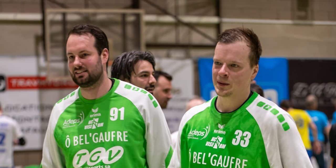 Handball : le HC Visé tient son nouveau gardien pour la saison prohaine