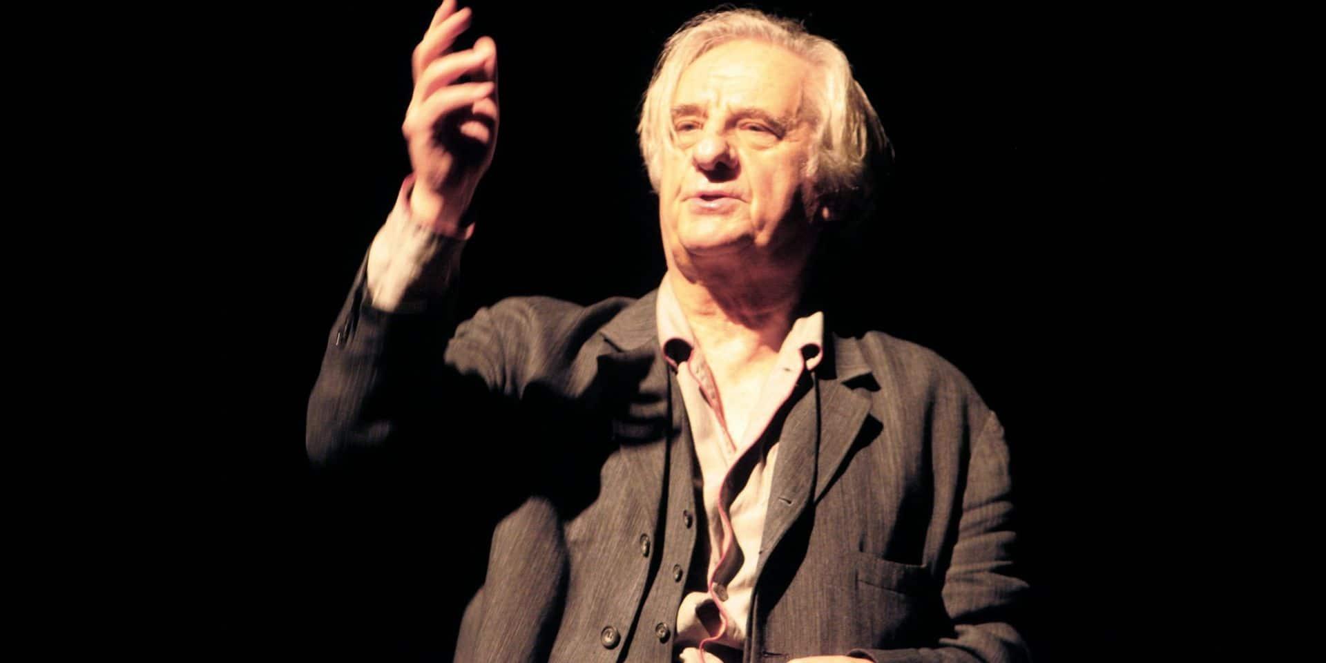 L'acteur français Michel Aumont est décédé à 82 ans