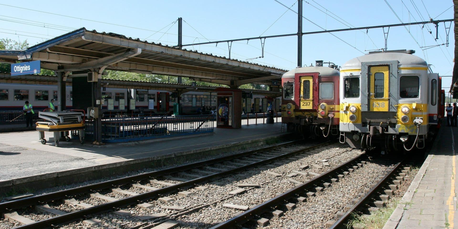 La SNCB élargit son offre de trains en Brabant wallon