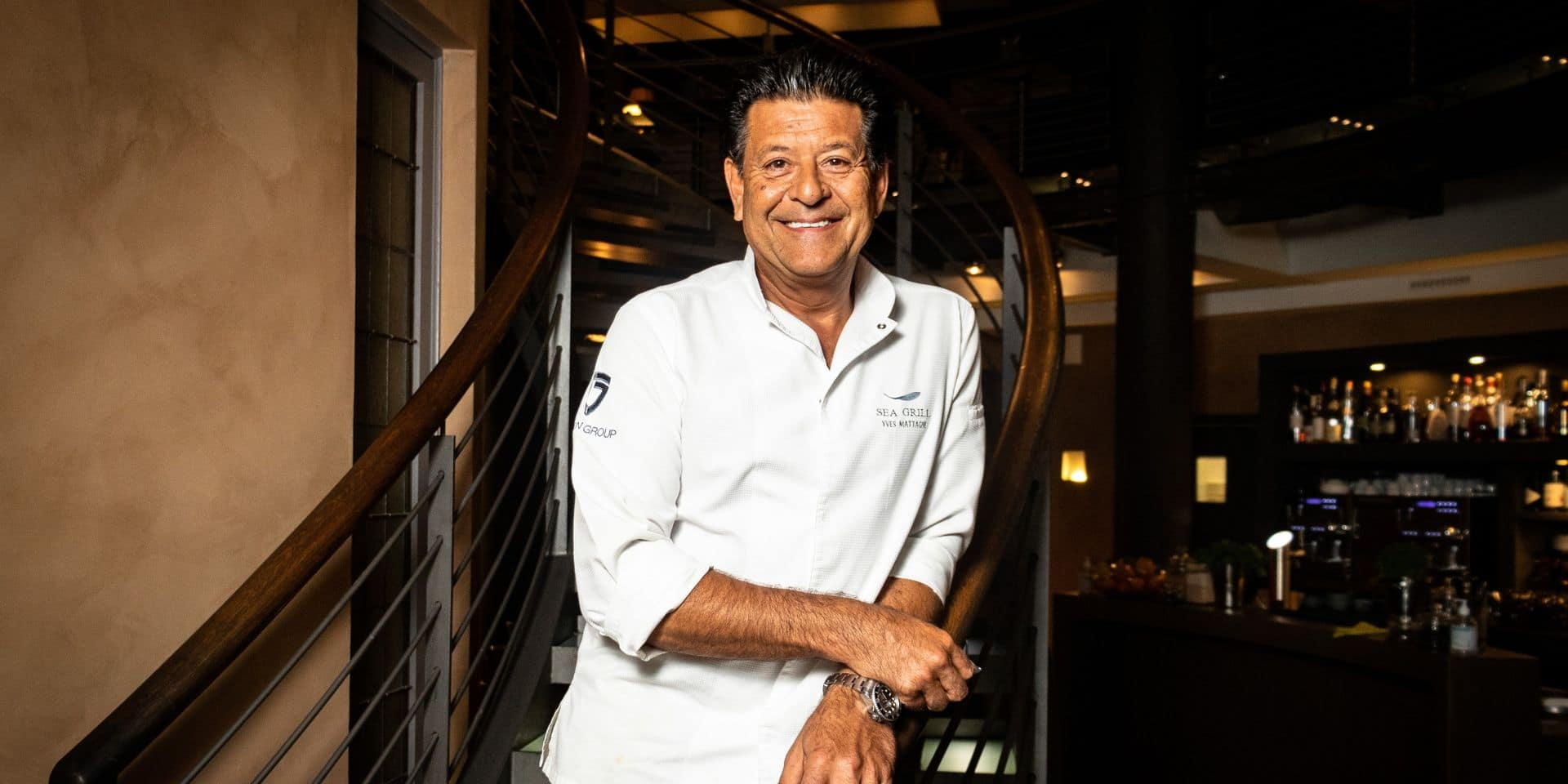 Voici la date d'ouverture officielle du restaurant La Villa Lorraine version Yves Mattagne