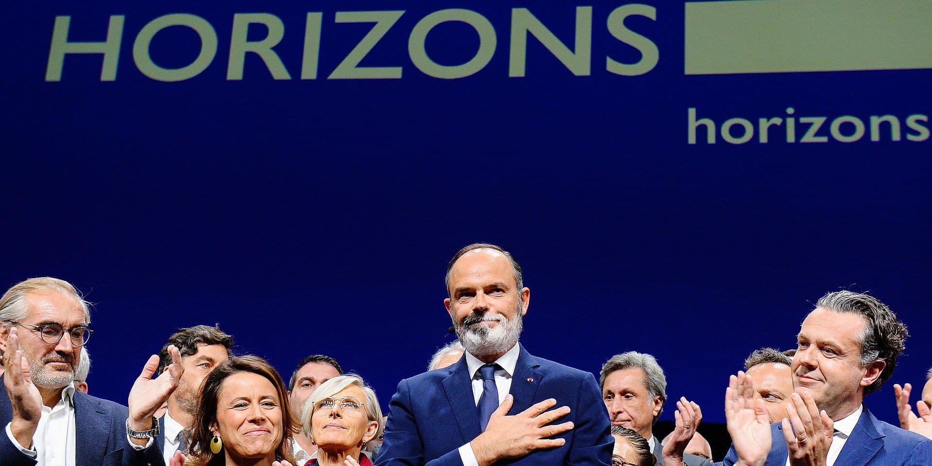 Edouard Philippe lance son parti pour soutenir Macron