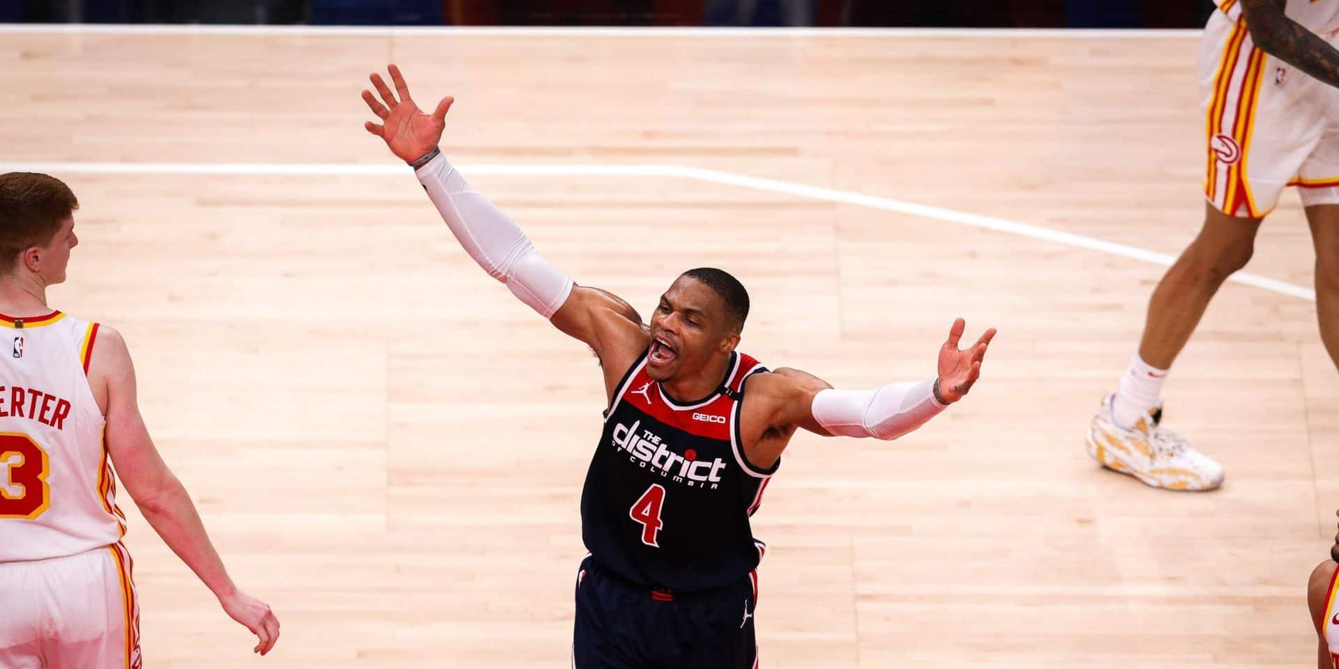 NBA: Westbrook bat le record historique du nombre de triples-doubles réussis