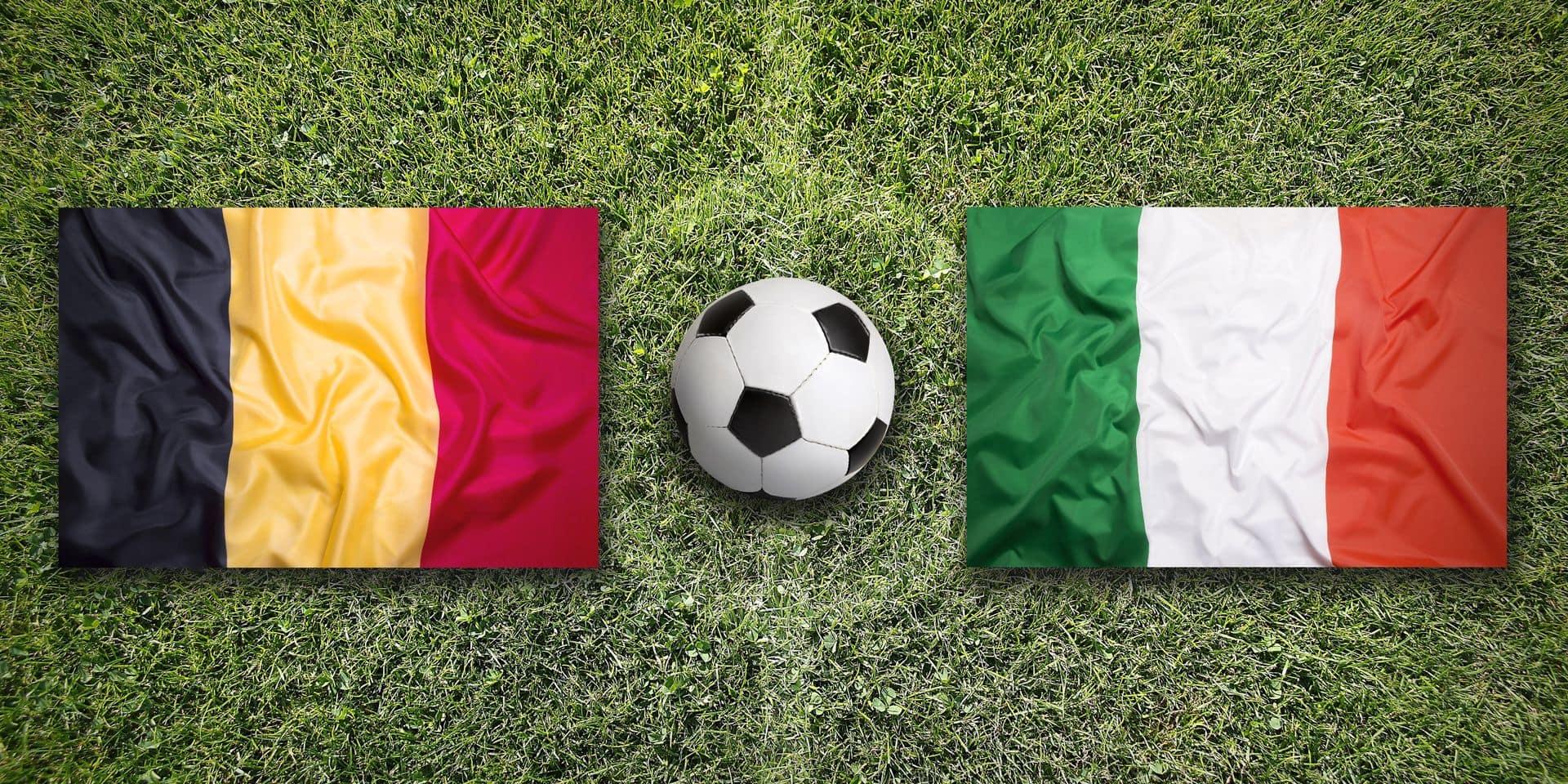 La Belgique et l'Italie, amies pour la vie
