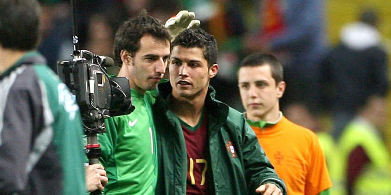 """13 ans après, Stijn Stijnen revient sur son incident avec Cristiano Ronaldo : """"Mes propos ont été sortis de leur contexte"""""""
