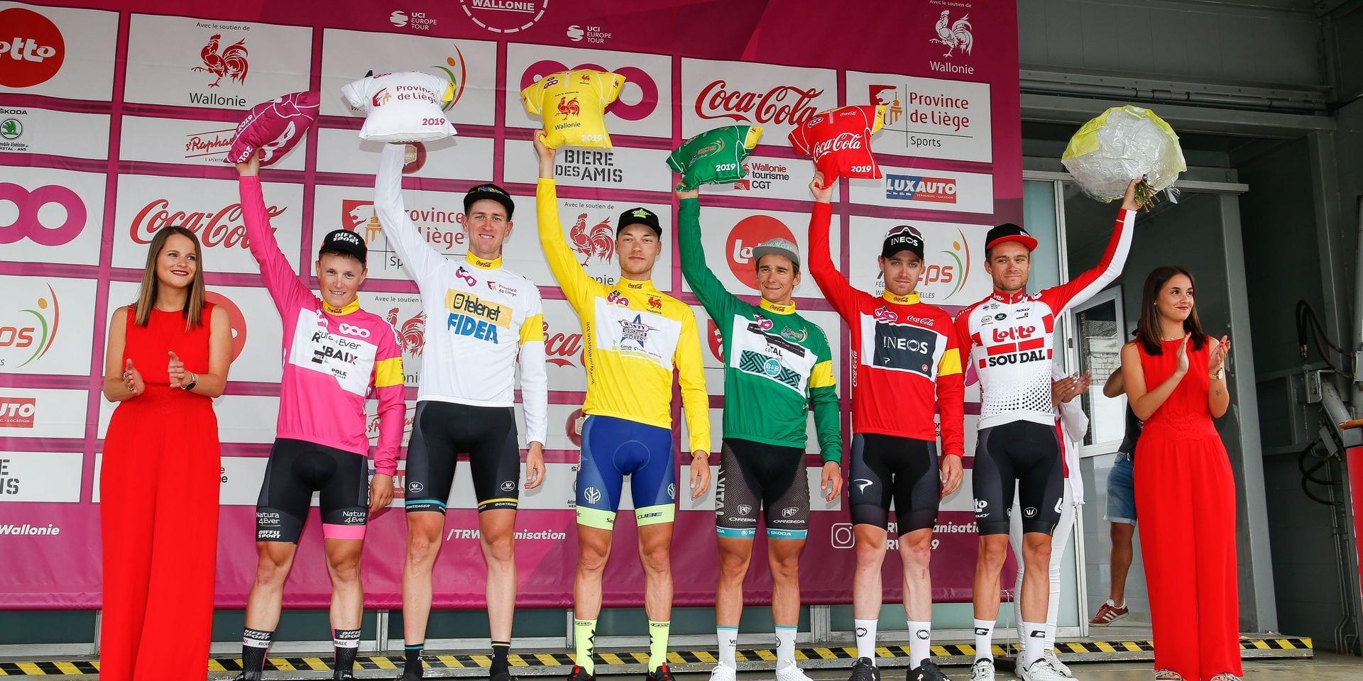 """Christophe Brandt, directeur du Tour de Wallonie, optimiste avant la course: """"Aucune raison que ça se passe mal"""""""