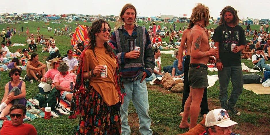 La Dernière Humeur: Il n'y avait pas d'obèses à Woodstock