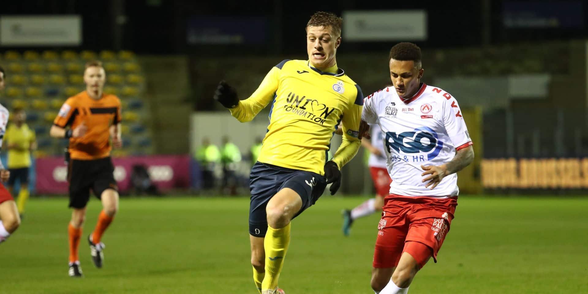 Roman Ferber quitte l'Union et rejoint Mandel United