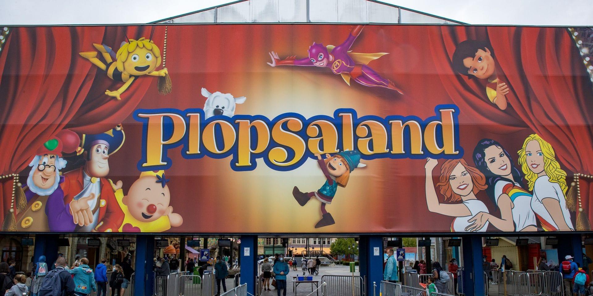 Du neuf à Plopsaland, qui sera désormais ouvert 365 jours