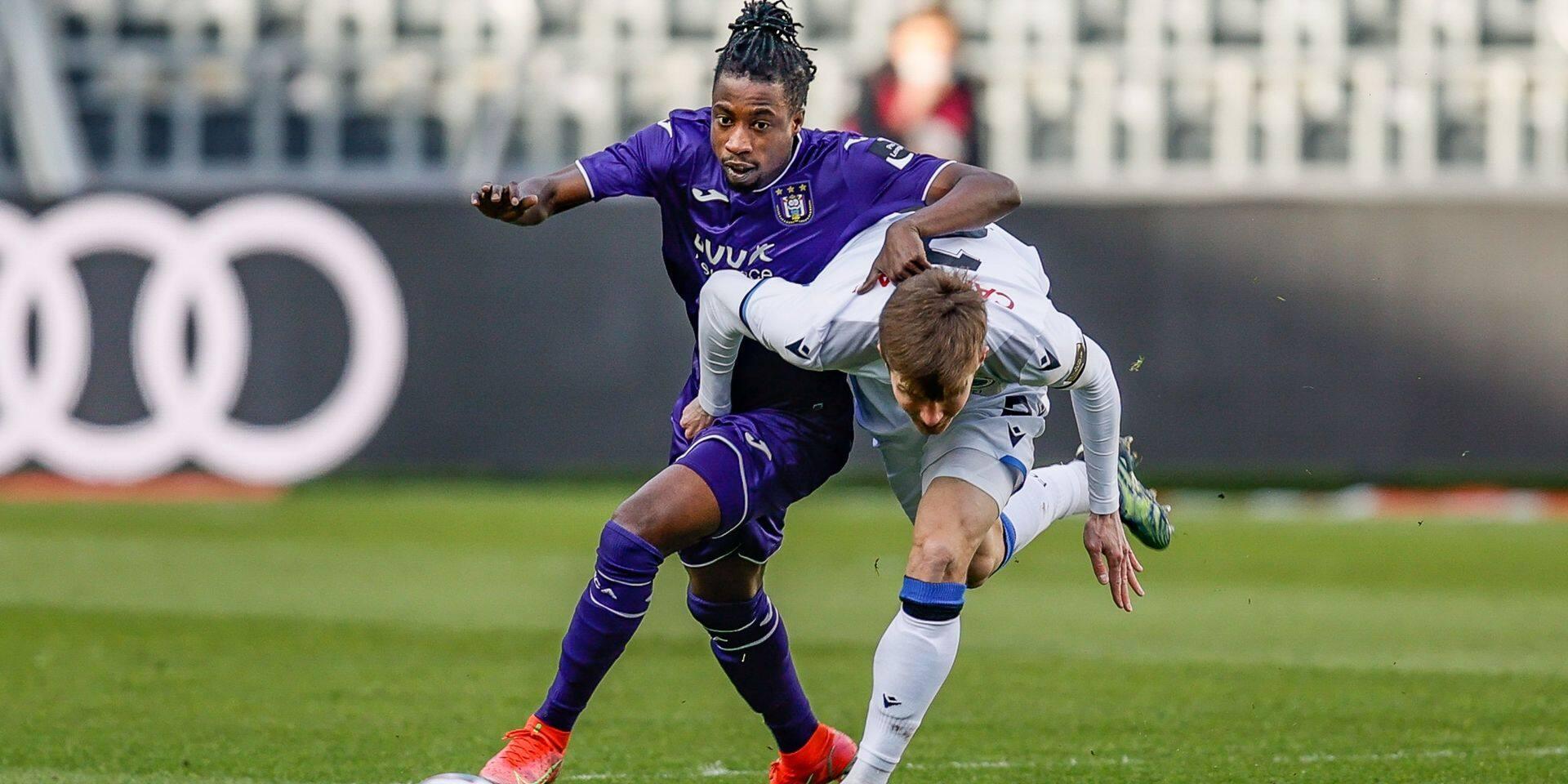 Ashimeru dans la sélection, Diaby ne fera pas son retour à Bruges