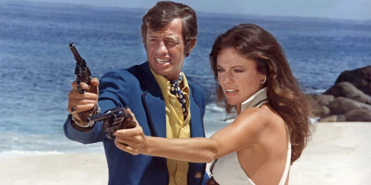 """Jean-Paul Belmondo, durant le tournage du Magnifique: """"Tout était prétexte à faire des farces"""""""