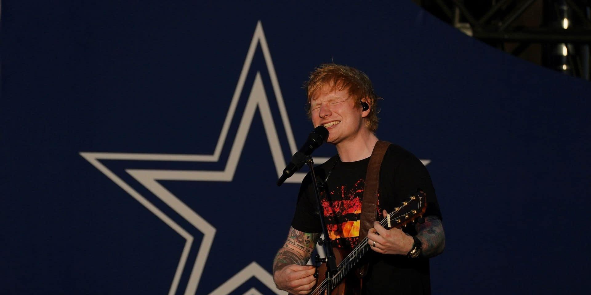 Une date de concert supplémentaire pour Ed Sheeran au stade Roi Baudouin en juillet 2022