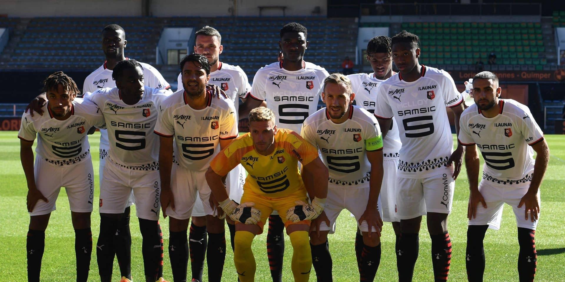 Rennes va découvrir la Ligue des champions grâce au dernier carré de l'Europa League
