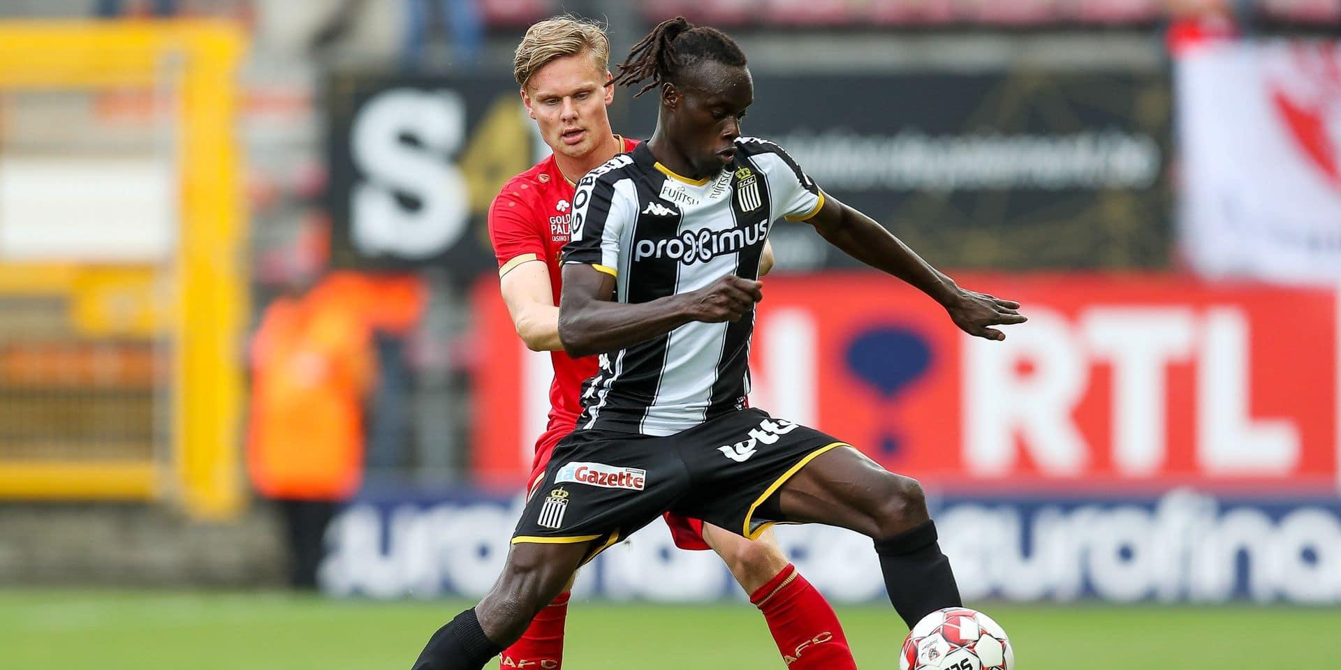 Charleroi-Antwerp: Refaelov égalise, Perbet rate un penalty ! (LIVE, 1-1)