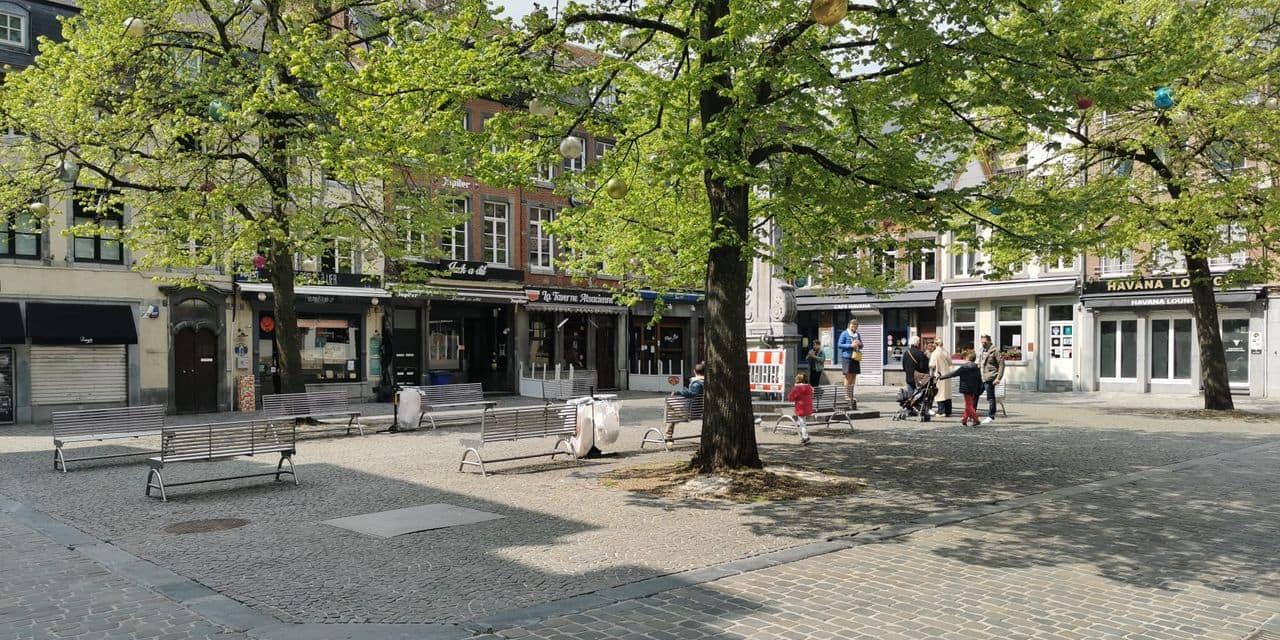 Le secteur Horeca est resté à l'arrêt à Namur