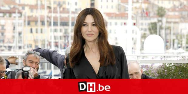 Monica Bellucci at the 'Les plus belles années d'une vie / The Best Years of a Life' photocall during the 72nd Cannes Film Festival at the Palais des Festivals on May 19, 2019 in Cannes, France | usage worldwide Reporters / DPA