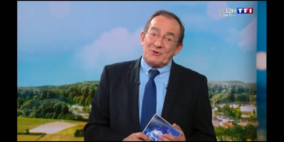 """""""Je vous aime et je ne vous oublierai jamais"""": les larmes de Jean-Pierre Pernaut, salué comme un roi pour son départ du 13 heures de TF1"""