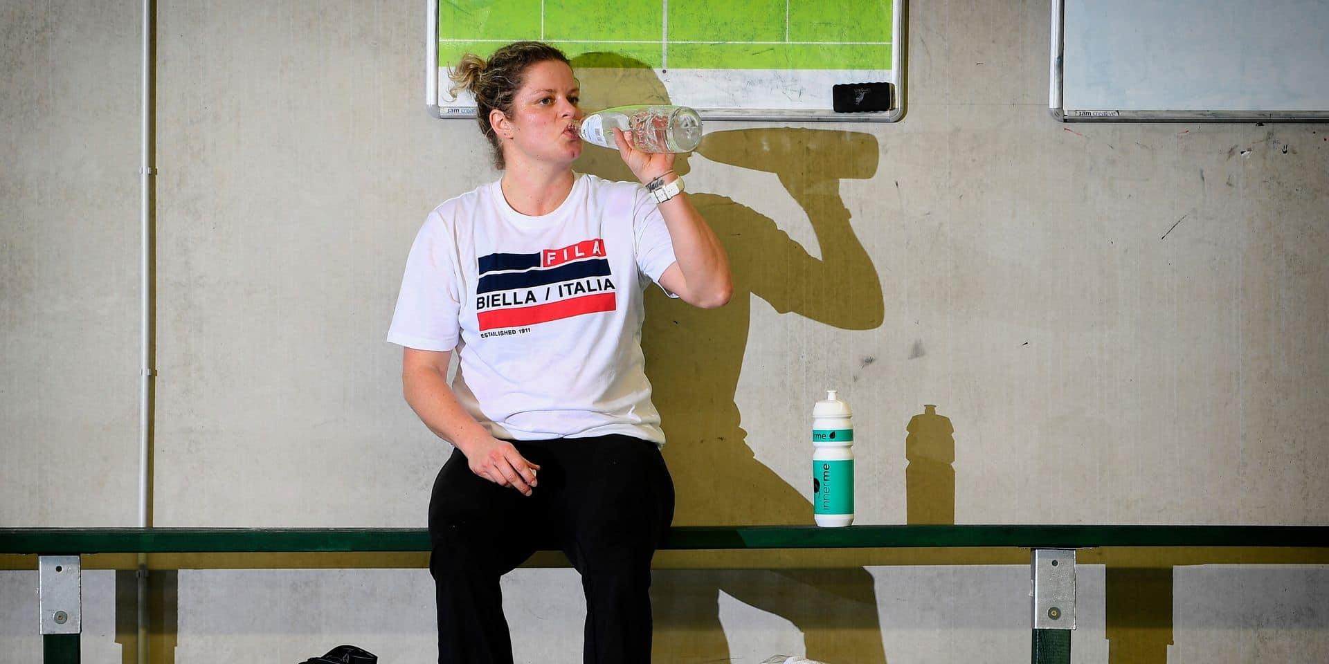 Six contrôles antidopage pour Kim Clijsters en… 2019