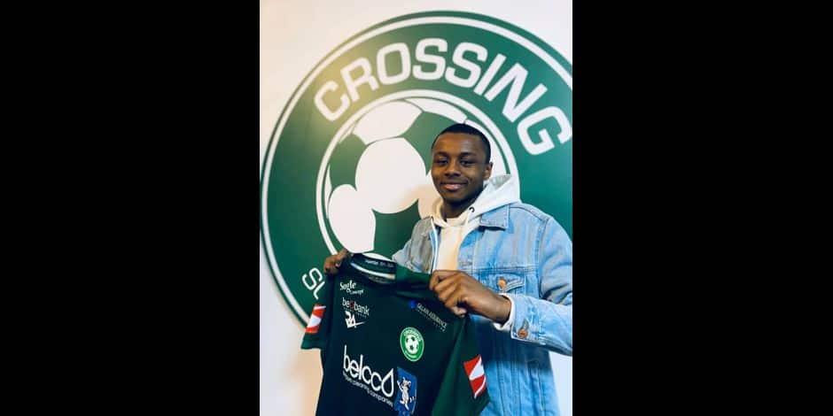 P1: Lukebakio signe au Crossing