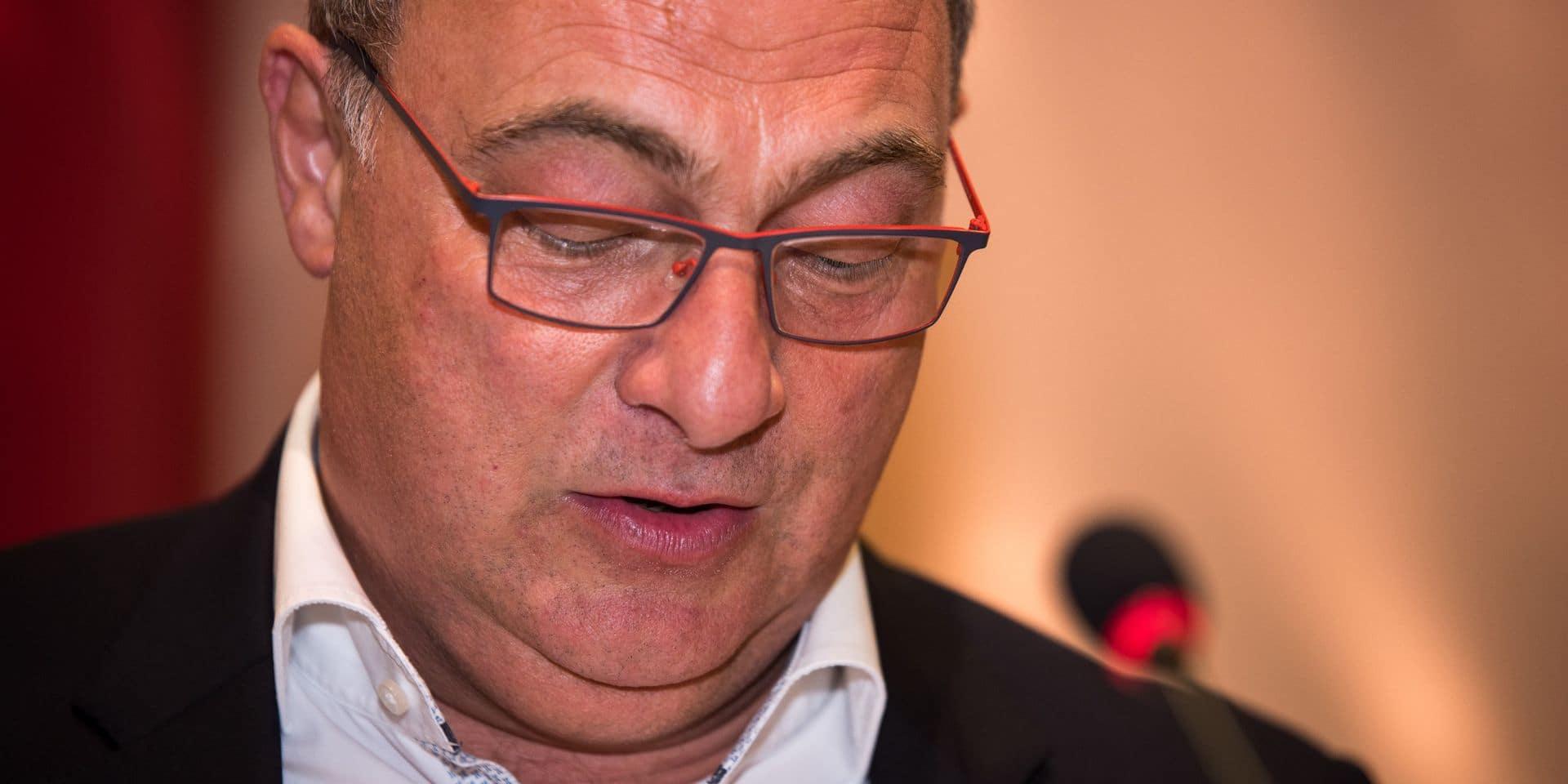 La Louvière: Jacques Gobert, débouté en justice face au caricaturiste Philippe Decressac
