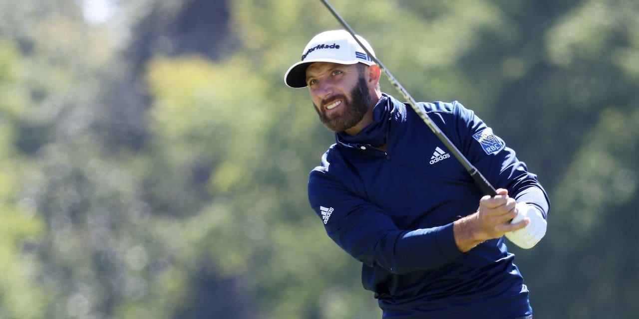 Golf: le N.1 mondial Dustin Johnson positif au Covid-19