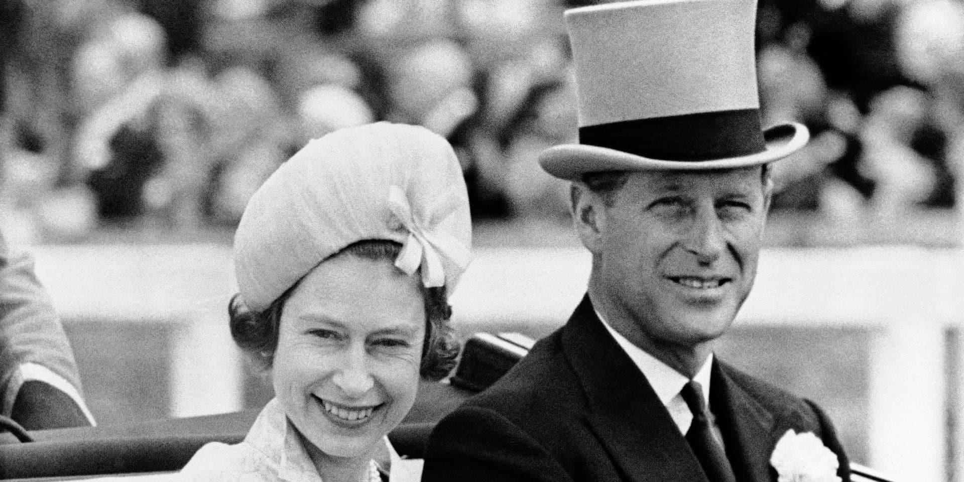 Une épidémie d'oreillons est à l'origine du coup de foudre d'Elizabeth pour le prince Philip