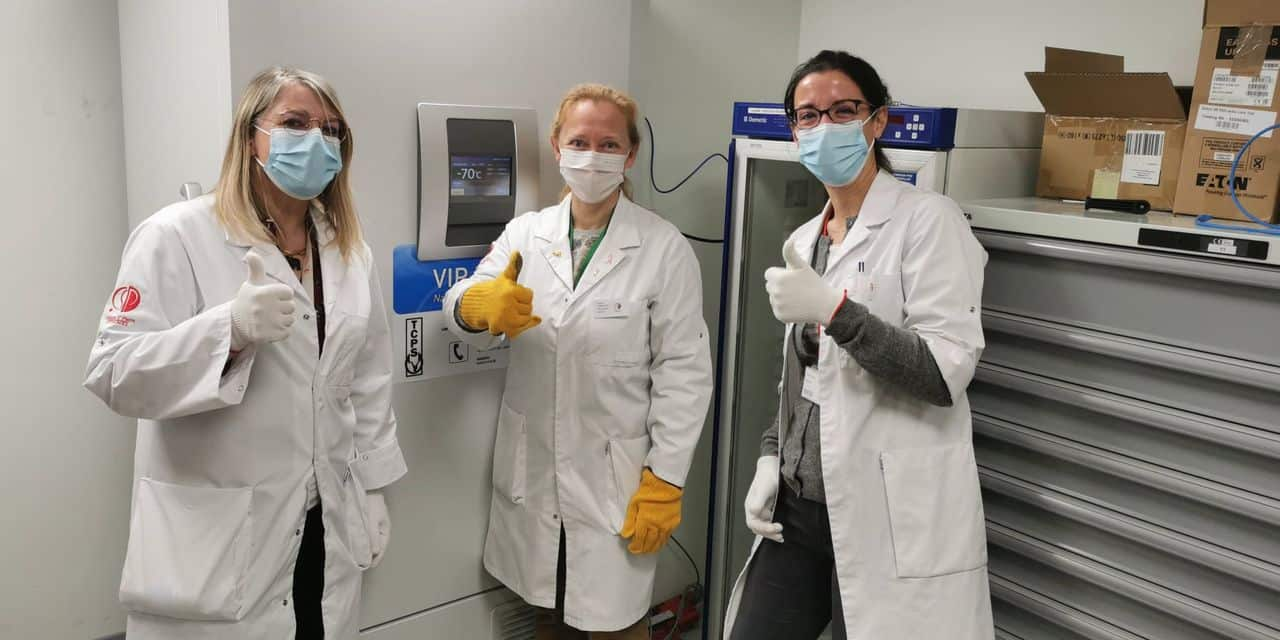 À la clinique Saint-Pierre d'Ottignies, 75% du personnel sera vacciné