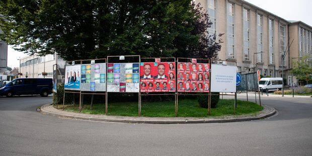 Elections communales : le taux d'abstention atteint 15,86% en région bruxelloise - La DH