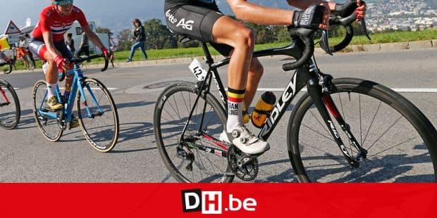 Anna van der Breggen championne du monde — Mondiaux de cyclisme