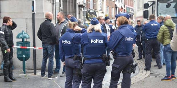 Charleroi: Les policiers en ont ras le bol - La DH