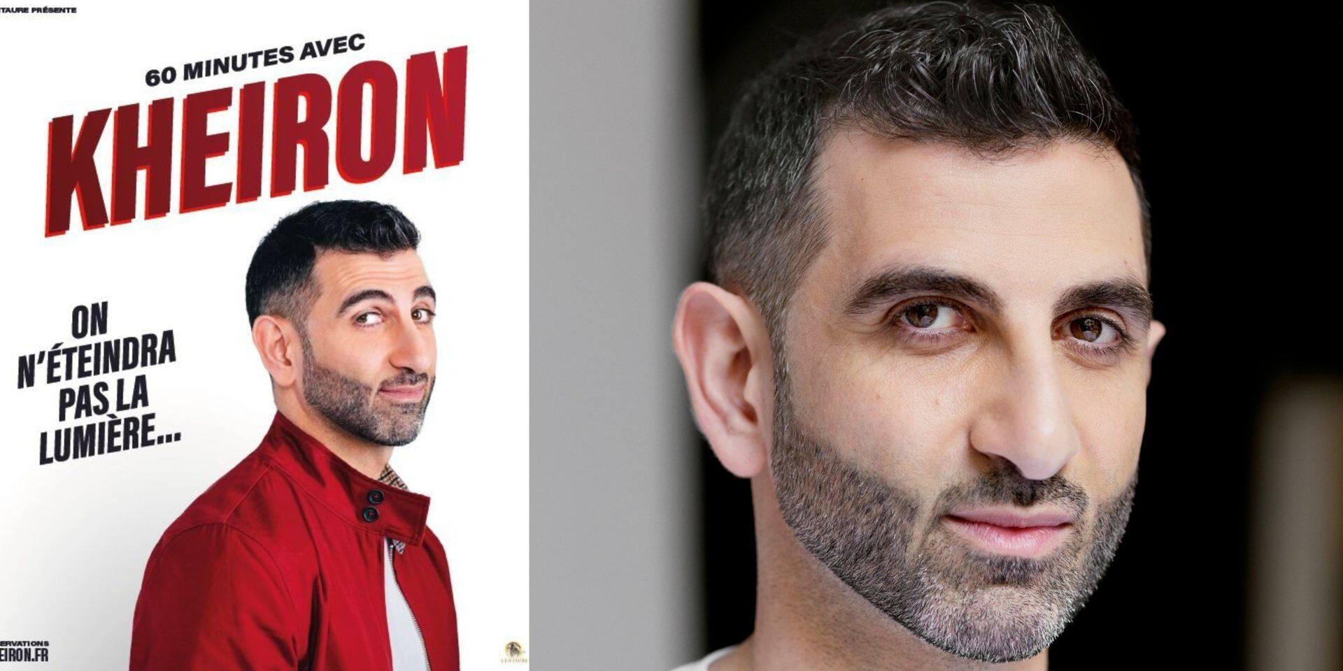 """Kheiron accusé d'être derrière CopyComic: """"Il y a encore des gens qui m'en veulent et qui essayent de me nuire par rapport à ça"""""""